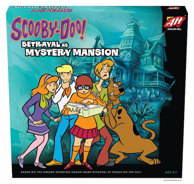 Scooby-Doo! Betrayal at Mystery Mansion - фанатам мульта